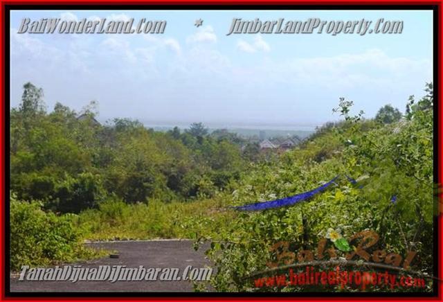 Exotic PROPERTY Jimbaran Uluwatu LAND FOR SALE TJJI078