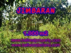 Exotic LAND FOR SALE IN Jimbaran Ungasan TJJI071