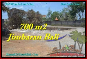 700 m2 LAND FOR SALE IN JIMBARAN TJJI100