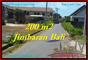 Magnificent PROPERTY JIMBARAN BALI 200 m2 LAND FOR SALE TJJI101