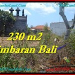 Affordable PROPERTY 200 m2 LAND IN JIMBARAN BALI FOR SALE TJJI102