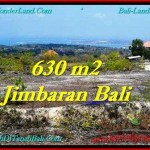Magnificent LAND IN Jimbaran Ungasan FOR SALE TJJI099