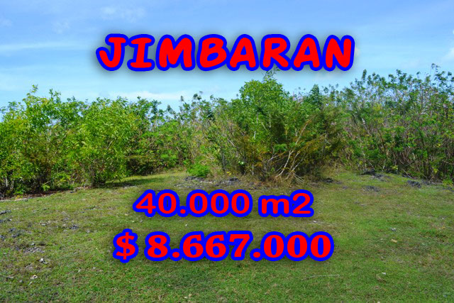 Land for sale in Jimbaran Bali