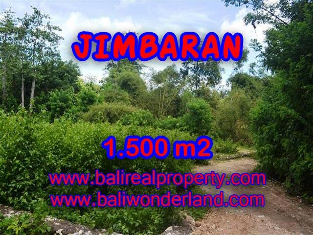 Land for sale in Jimbaran Bali, Great view in Jimbaran Ungasan – TJJI069