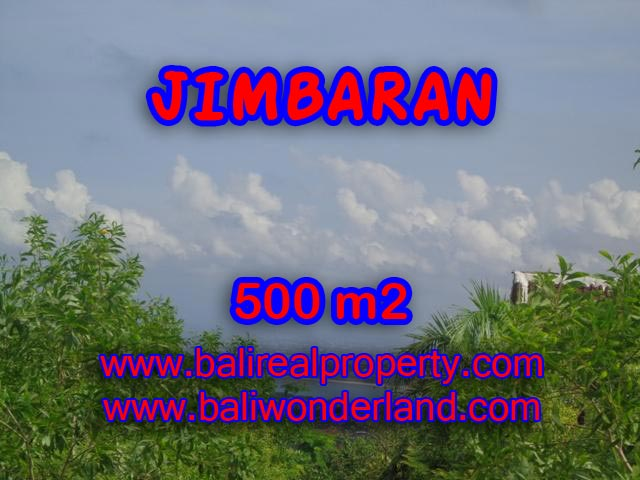 Land for sale in Jimbaran Bali, Extraordinary view in Jimbaran Ungasan – TJJI059