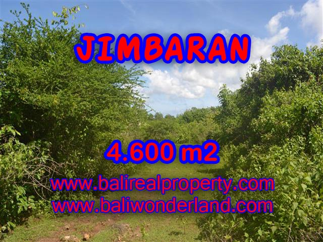 Extraordinary Land for sale in Jimbaran Bali, Ocean View in Jimbaran Ungasan– TJJI058