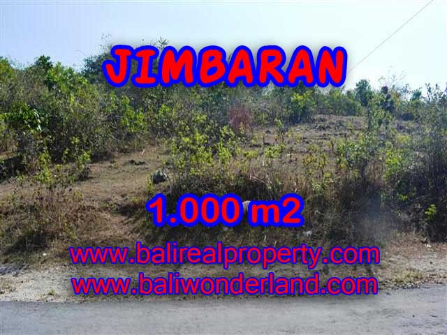 Stunning Property for sale in Bali land sale in Jimbaran Bali – TJJI074