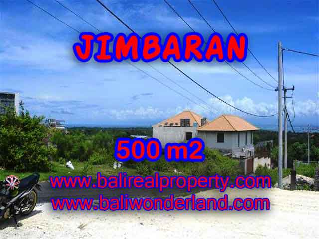 Amazing Land in Bali for sale in Jimbaran Ungasan Bali – TJJI066-x