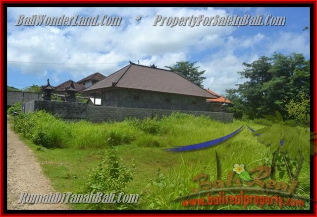 Exotic Jimbaran four seasons BALI 500 m2 LAND FOR SALE TJJI065