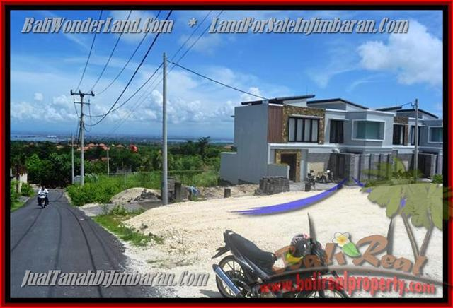 Magnificent 500 m2 LAND SALE IN Jimbaran Ungasan BALI TJJI066