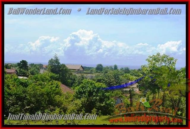 FOR SALE Beautiful 1,100 m2 LAND IN Jimbaran Ungasan BALI TJJI067