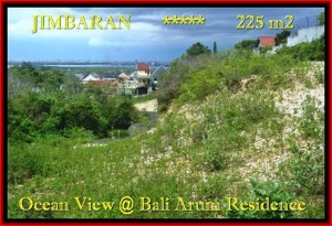 FOR SALE Affordable PROPERTY 225 m2 LAND IN Jimbaran Uluwatu BALI TJJI092