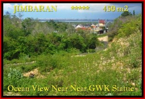 Exotic 225 m2 LAND IN Jimbaran Uluwatu BALI FOR SALE TJJI093