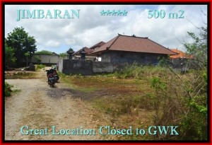Beautiful PROPERTY JIMBARAN 500 m2 LAND FOR SALE TJJI084