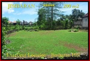Magnificent PROPERTY 200 m2 LAND IN JIMBARAN FOR SALE TJJI087