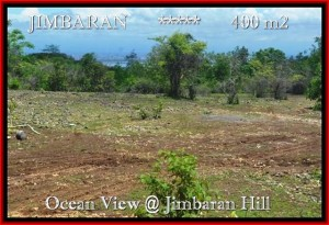 Exotic PROPERTY 400 m2 LAND FOR SALE IN JIMBARAN TJJI088