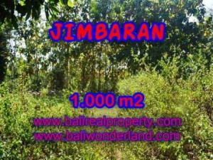 Exotic LAND FOR SALE IN Jimbaran Ungasan TJJI071