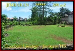 Magnificent LAND IN Jimbaran Ungasan FOR SALE TJJI087