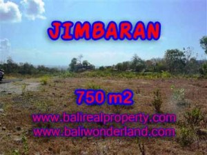Affordable 750 m2 LAND SALE IN Jimbaran Uluwatu BALI TJJI079