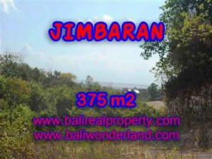 Affordable PROPERTY 375 m2 LAND IN JIMBARAN FOR SALE TJJI077