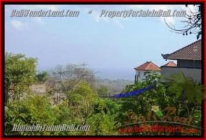 FOR SALE Exotic 440 m2 LAND IN Jimbaran Ungasan BALI TJJI080